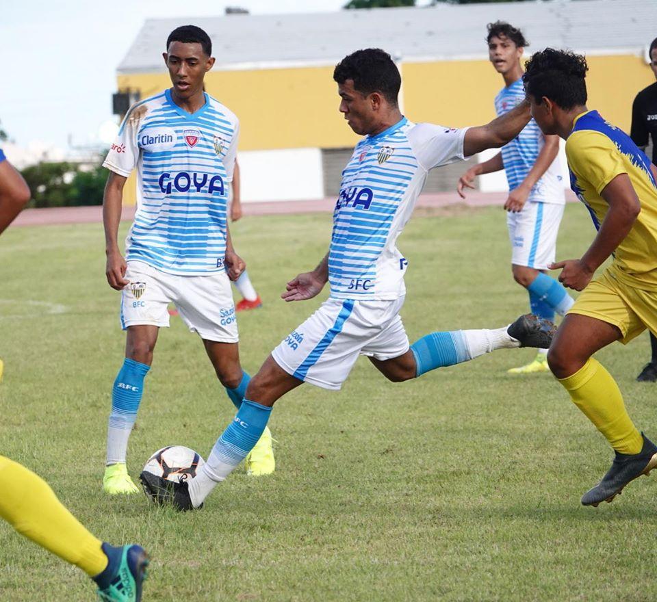 Gerald Díaz jugador de futbol