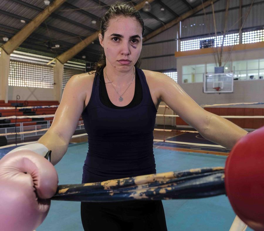 Stephanie Piñeiro Peleará por un Boleto Olímpico a Tokio