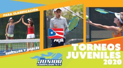 Torneos Juveniles 2020 | Junior Open