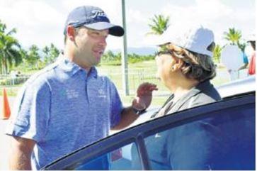 Golfista Cumple Sueño de Bayamonesa