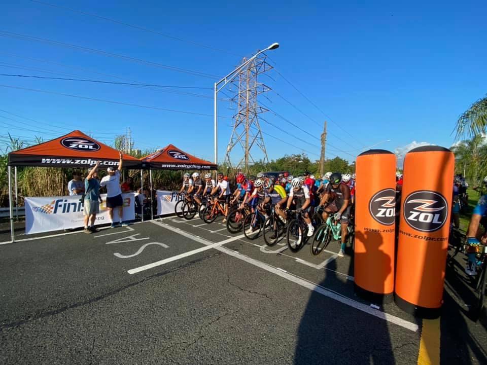 Competidores de Ciclismo