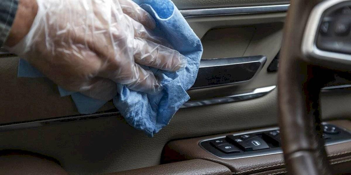 Mantén tu Carro Limpio para Prevenir el Coronavirus