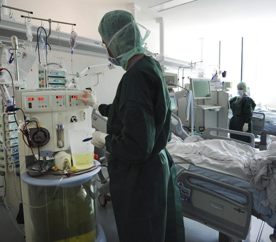covid-19 hospitales