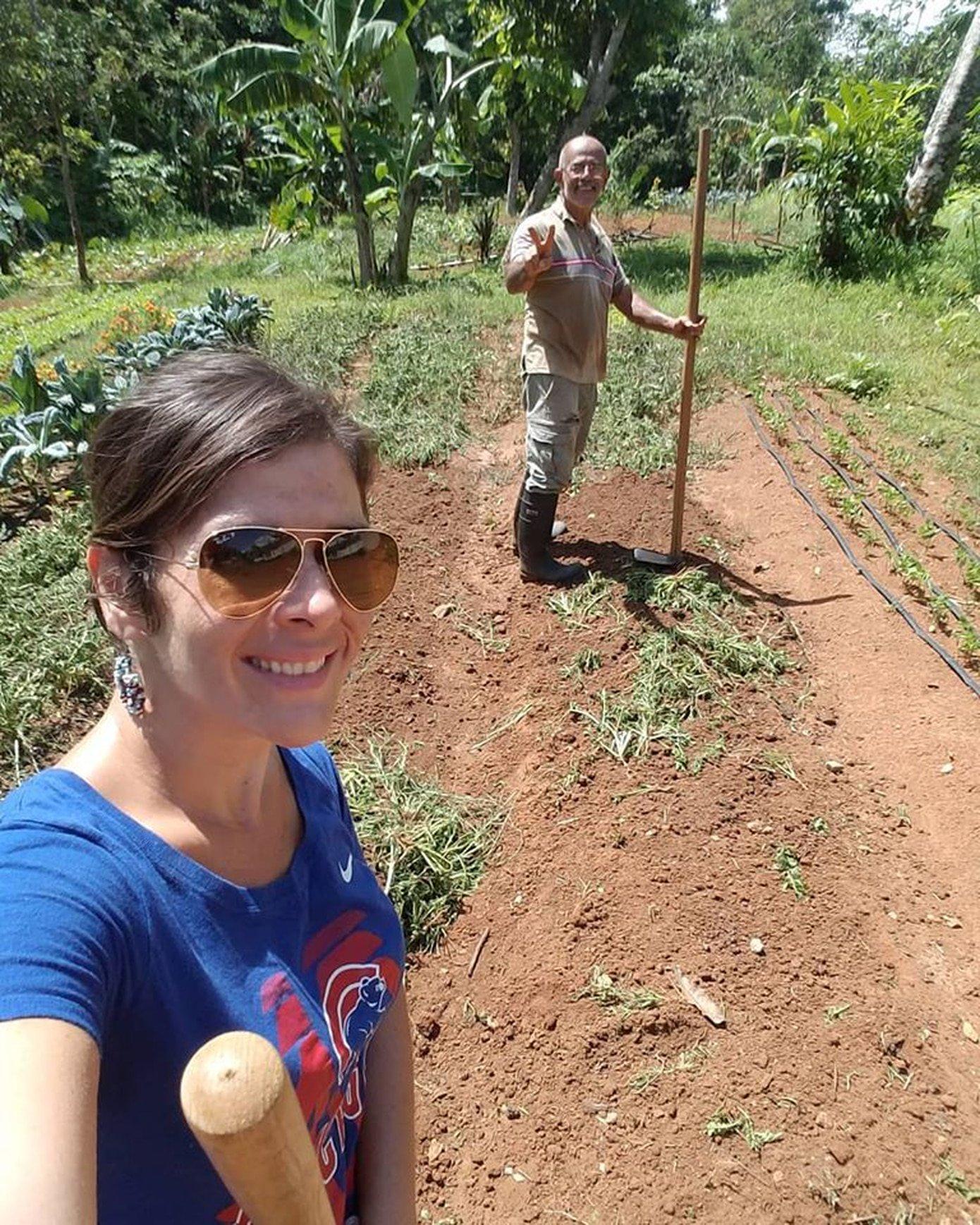 Agricultores Siguen Creciendo Durante la Cuarentena