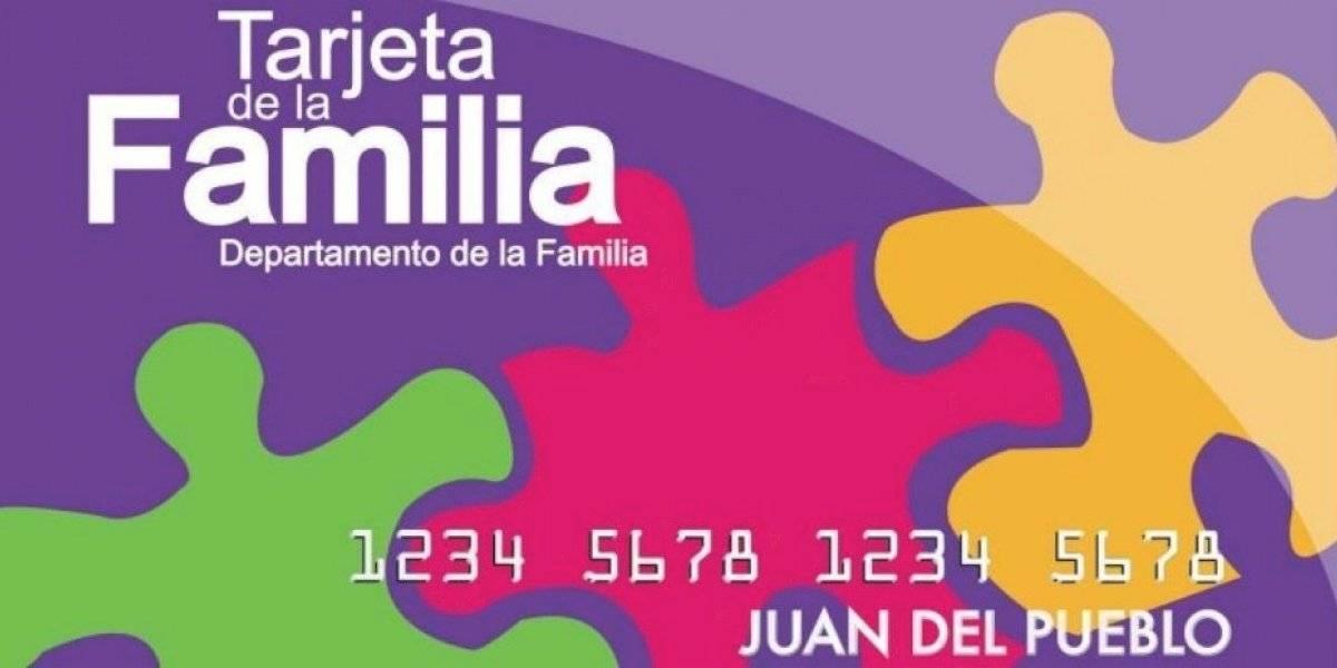 Familia Estrena Nueva Página para Beneficiarios del PAN y Otros Programas