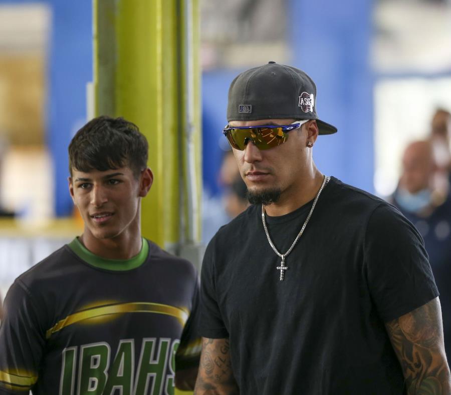 Berríos y Báez Crean Alianza para Ayudar a los Prospectos de Puerto Rico a Alcanzar las Mayores