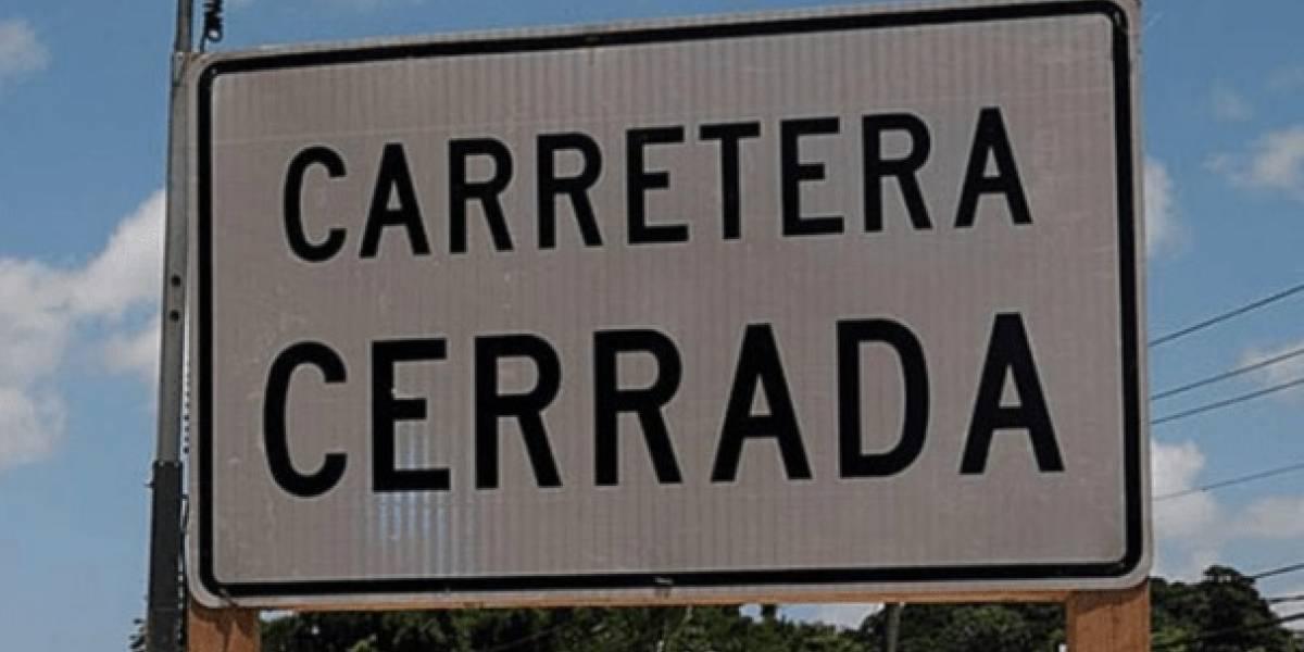 Cerrarán Carril este Fin de Semana en Puente Sobre el Caño Martín Peña