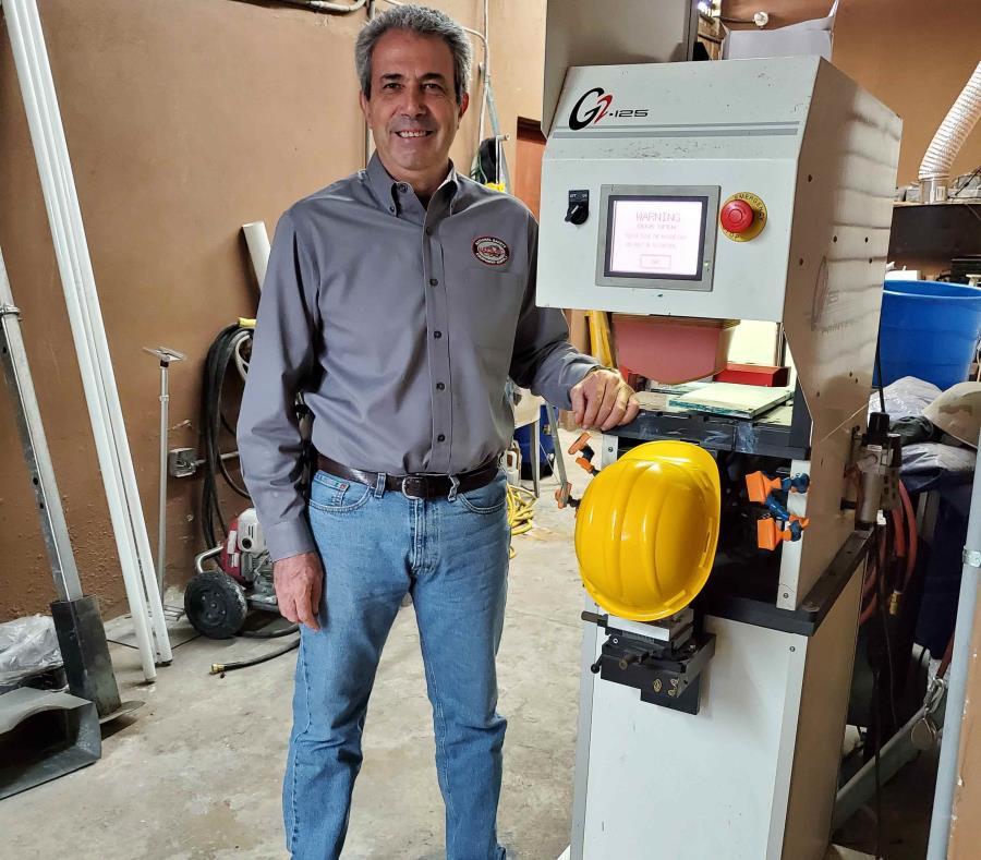 Horacio Ramírez, presidente de la empresa.