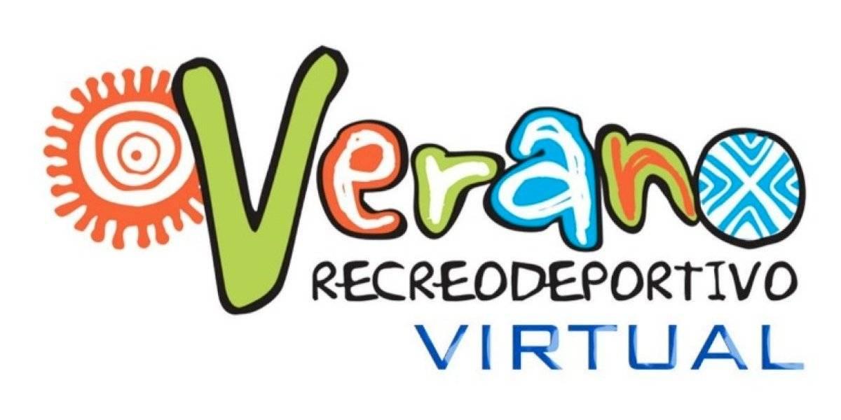 Recreación y Deportes Ofrece Propuesta de Campamento de Verano Virtual