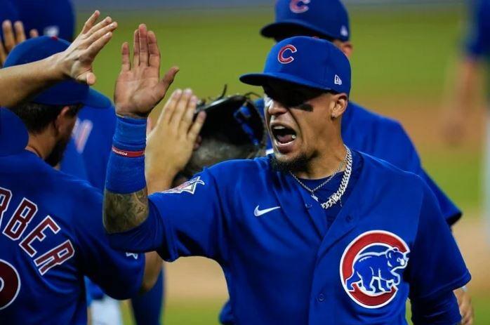 Báez Tuvo Dos Jonrones en el Triunfo 11,000 de la Historia de los Cubs