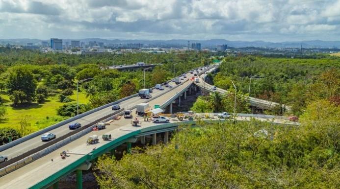 Último Cierre del Puente sobre el Caño Martín Peña en Dirección a Bayamón