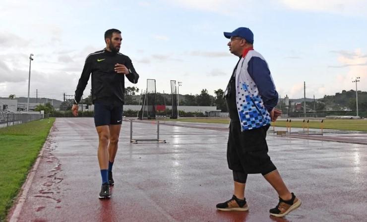 Wesley Vázquez Llega en la Octava Posición en Croacia