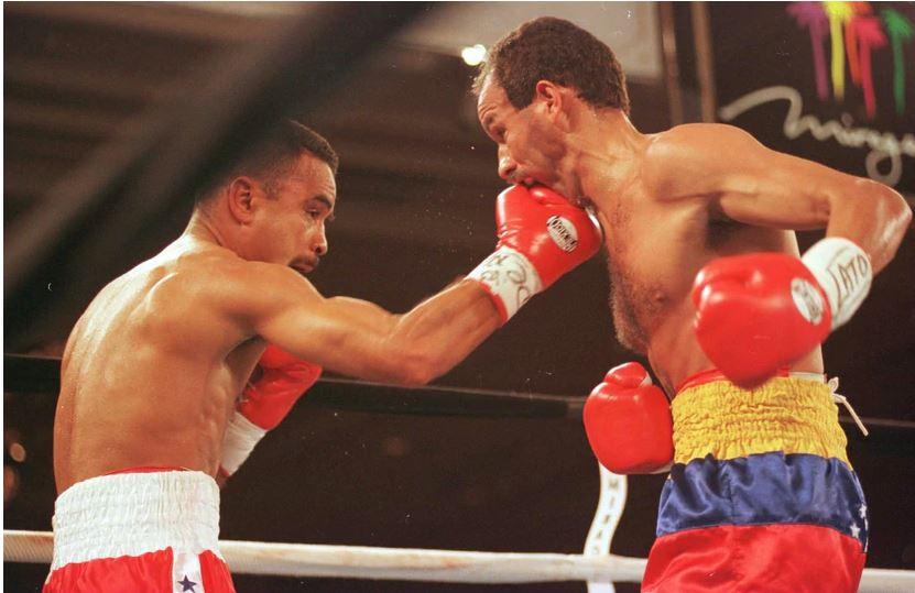 Wilfredo Vázquez Cuenta con el Respaldo de Luvi Calleja para entrar al Salón de la Fama del Boxeo