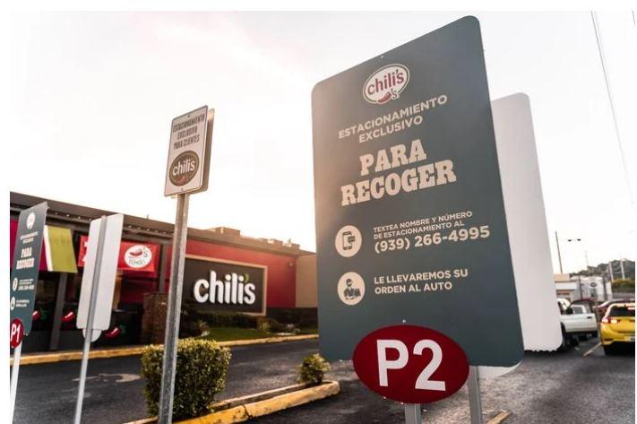 Chili's, Romano's Macaroni Grill y P.F. Chang's Fortalecen su Servicio de Recogido de Alimentos