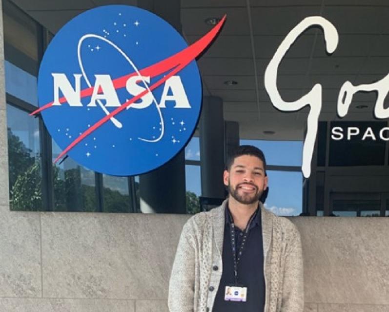 Joven egresado de UPR-Bayamón trabaja en proyecto innovador de la NASA