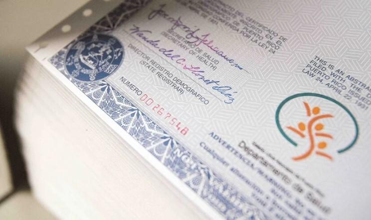 Anuncian que Varias certificaciones del Registro Demográfico se Pueden Tramitar por Internet