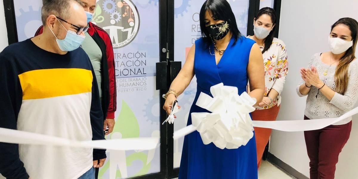 Administración de Rehabilitación Vocacional Inaugura Nuevas Oficinas en Bayamón