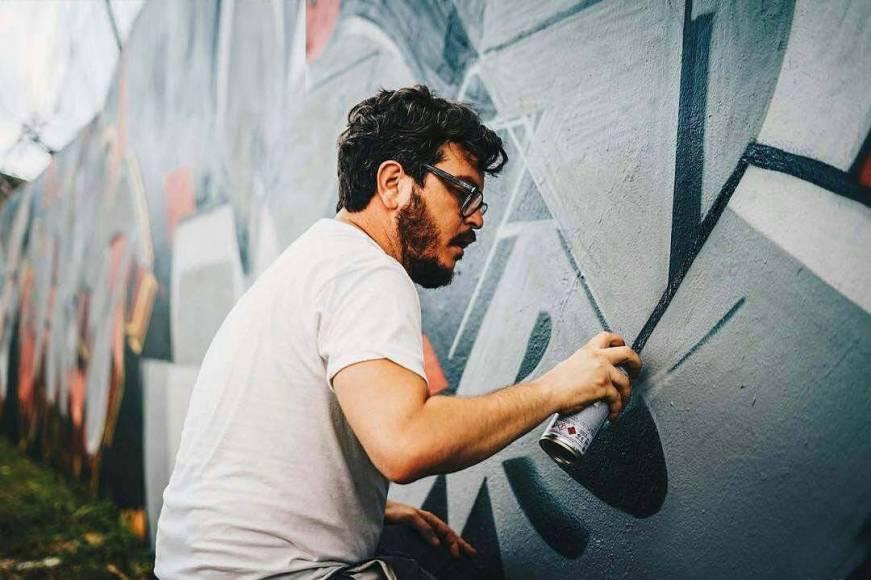 Arte Urbano Llega a Plaza del Sol