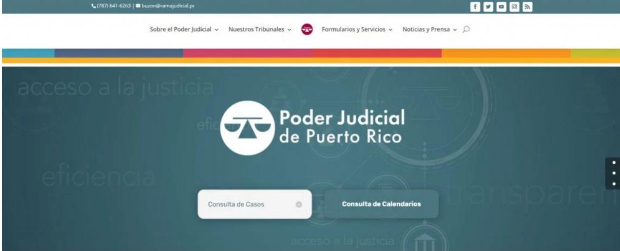 Rama Judicial Lanza Nuevo Portal Cibernético