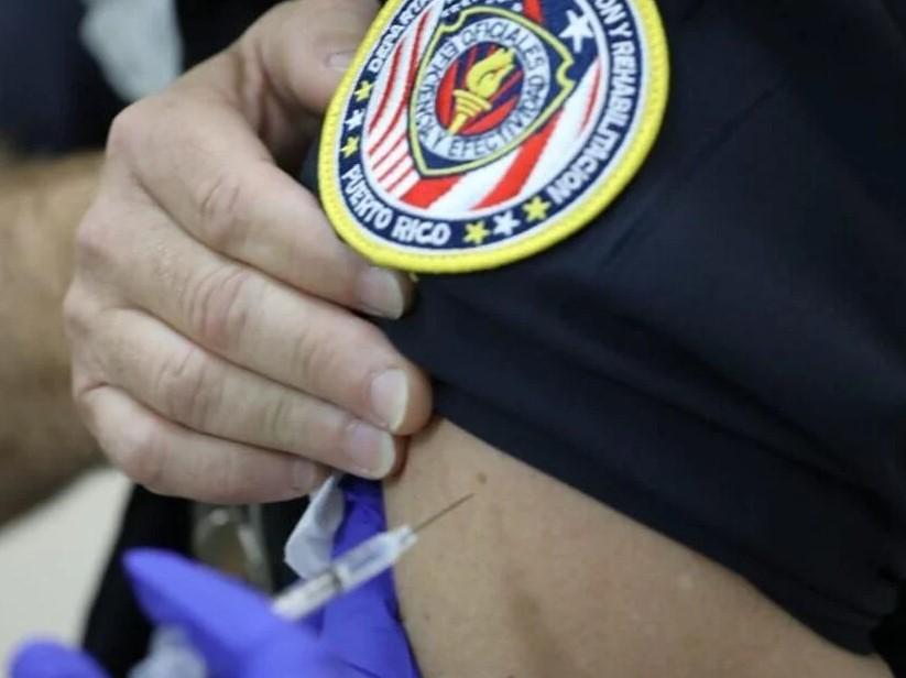 Comienza la Vacunación de Presos en la Cárcel 501 de Bayamón