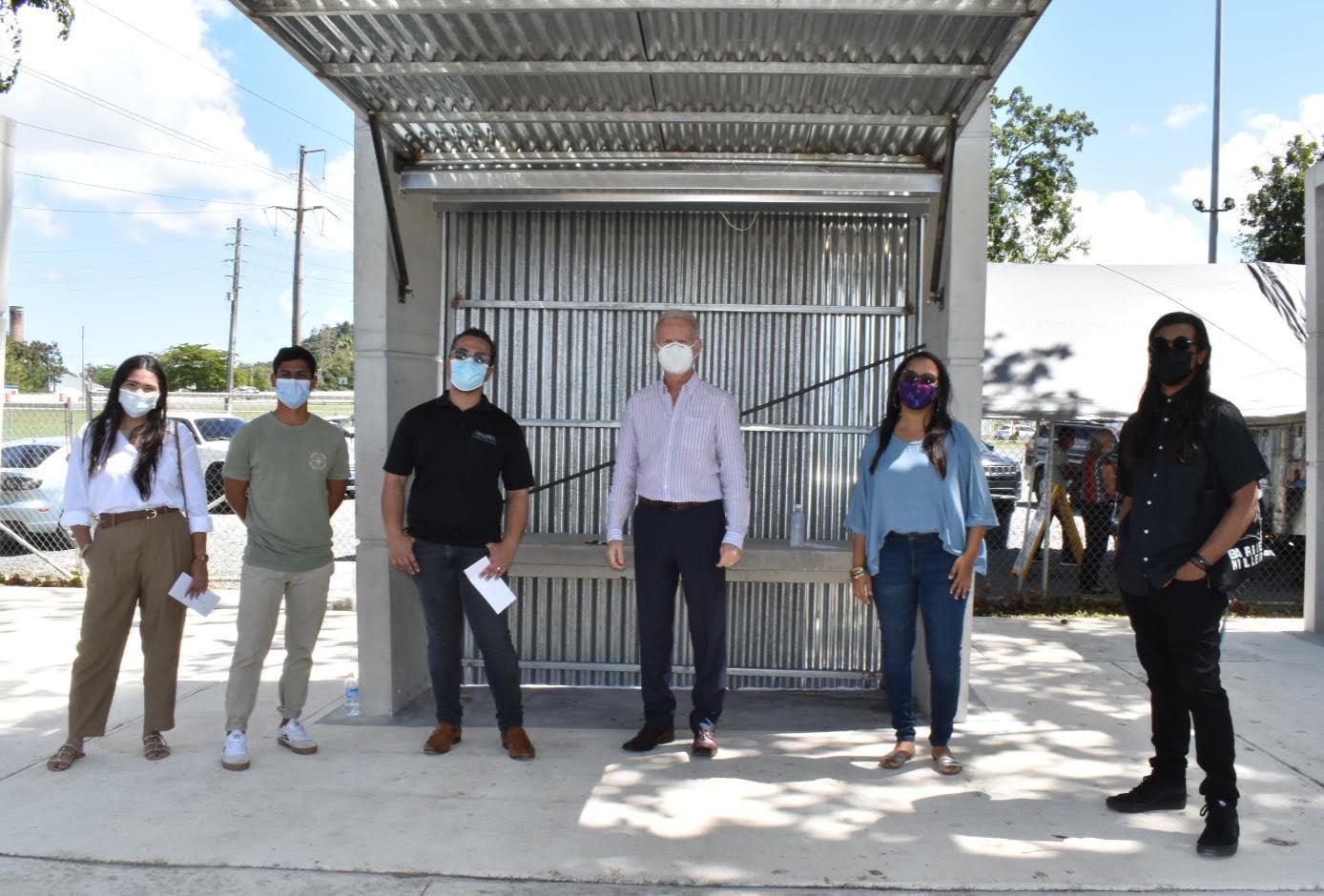 Proyecto de Arte Público en la Cambija