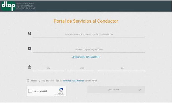 Paso a paso: Cómo Sacar la Licencia del Carro por Internet para Renovar el Marbete