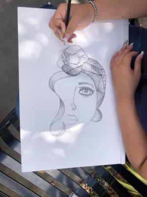 Taller de dibujo y pintura libre