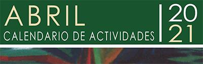 Calendario MAB - Abril 2021