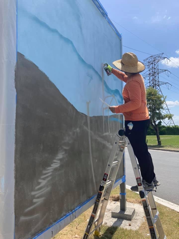 Arte Público en la Cambija