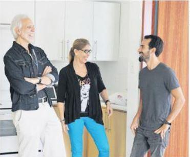 Exitoso el Proyecto Casitas Artistas Residentes