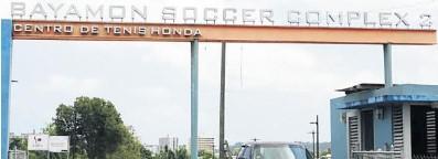 Adelantan Remodelación en el Bayamón Soccer Complex 2
