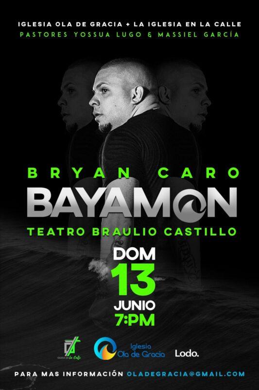 Bryan Caro