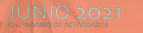 Calendario de Actividades para Junio 2021 del MFO y EE