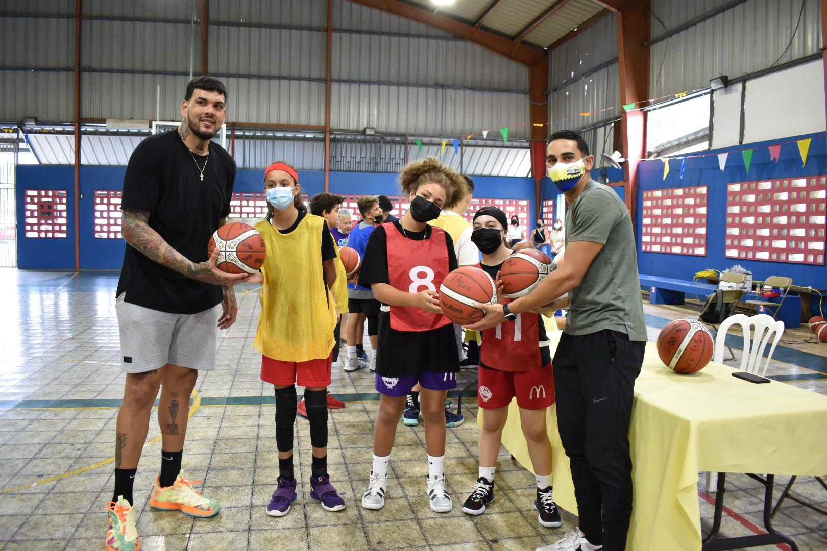 Galería: Campamento de Verano de Baloncesto