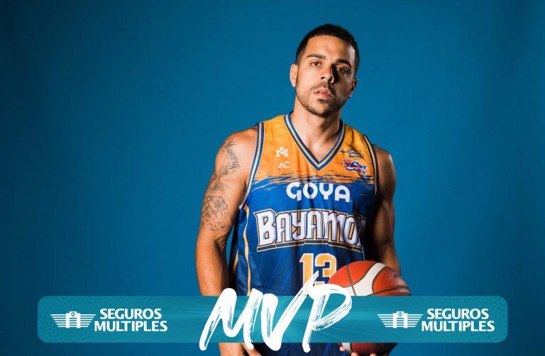 Ángel Rodríguez Nombrado MVP Seguros Múltiples de la Primera Semana en el BSN