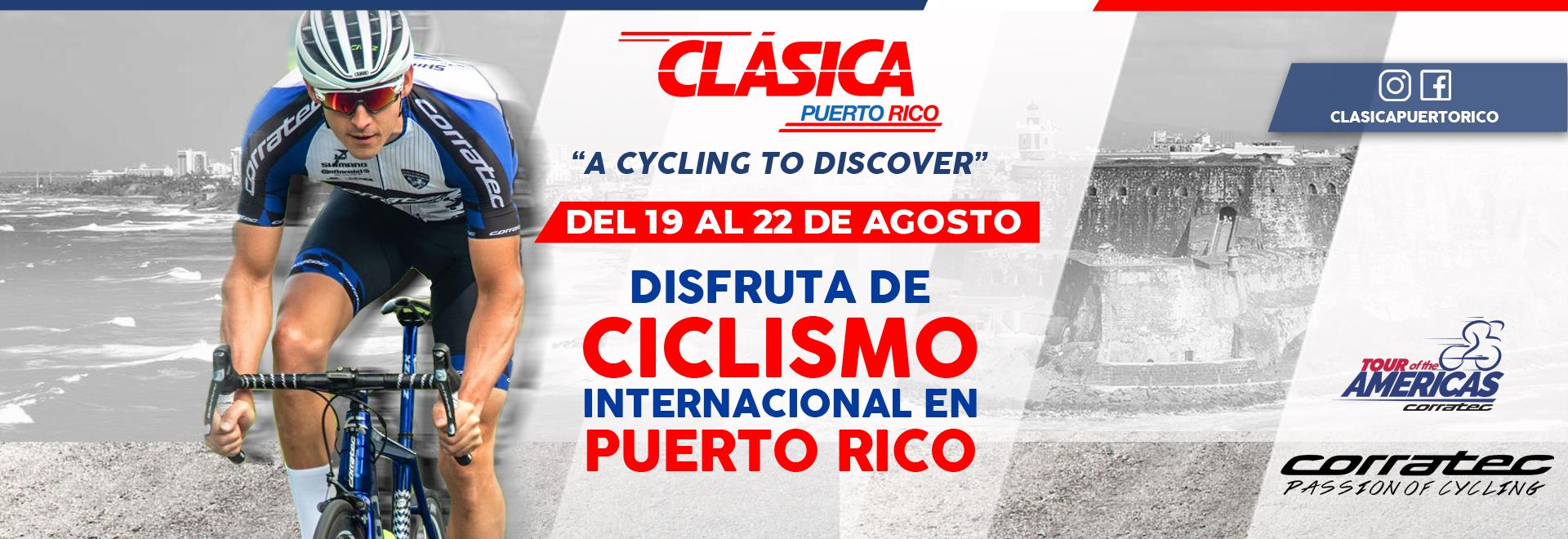 Clásica de Puerto Rico - 19 al 22 de agosto de 2021