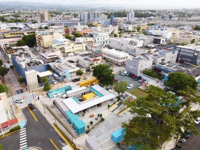 Los Trailers de Bayamón en la Calle Barbosa
