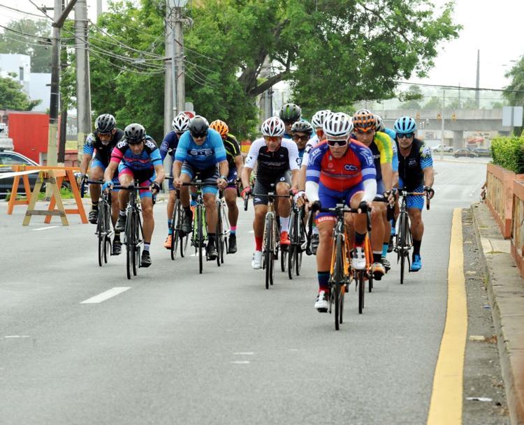 Arranca la Clásica Bayamón de Ciclismo
