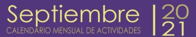 Calendario de actividades Sept MAB