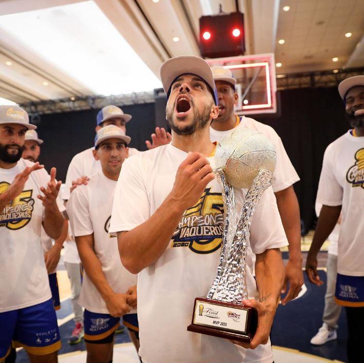 Ángel Rodríguez: aroma de 'MVP' con los Vaqueros y un regreso a Europa en el horizonte