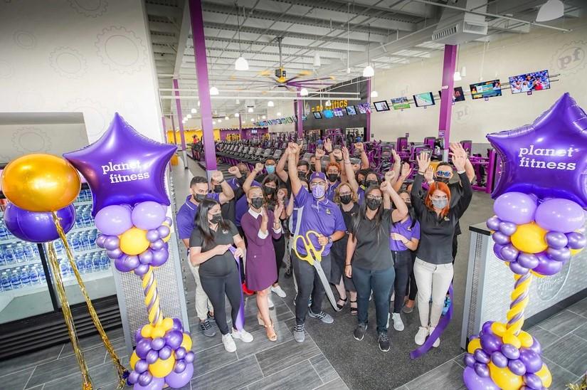 Planet Fitness Abre Gimnasio en el Nuevo Centro Comercial Los Filtros en Bayamón