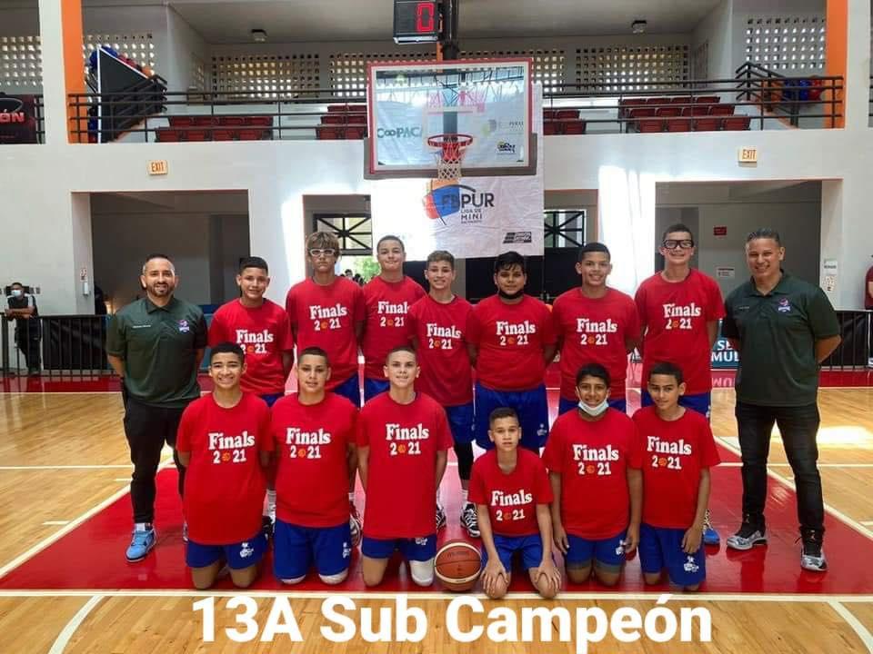 Galería: Torneo Liga Mini 2021 de la Federación de Baloncesto de Puerto Rico