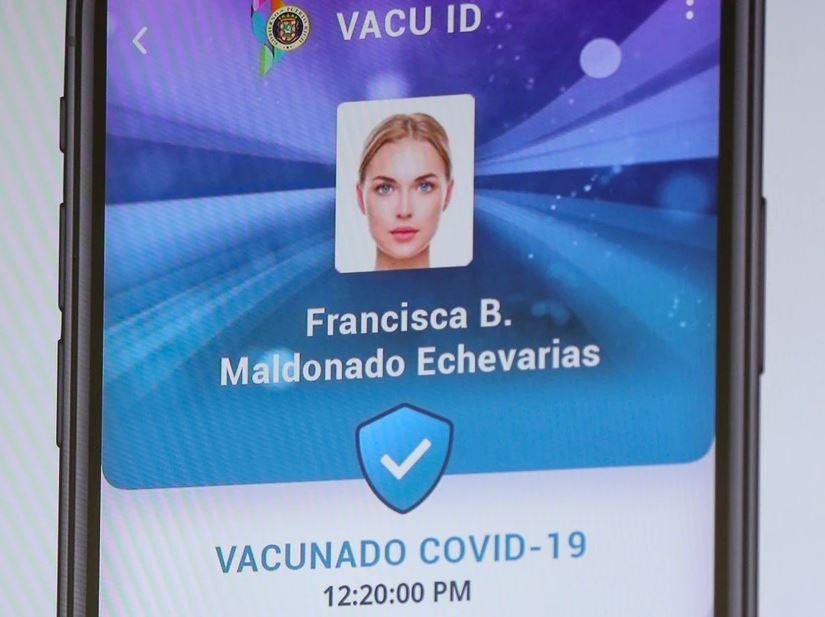 Menores y Personas sin Licencia ya Pueden Obtener el Vacu ID en la Aplicación Cesco Digital