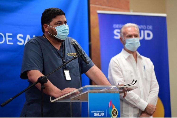 Salud y el Municipio de Bayamón Anuncian Iniciativa para Prevenir las Hospitalizaciones por el Covid-19