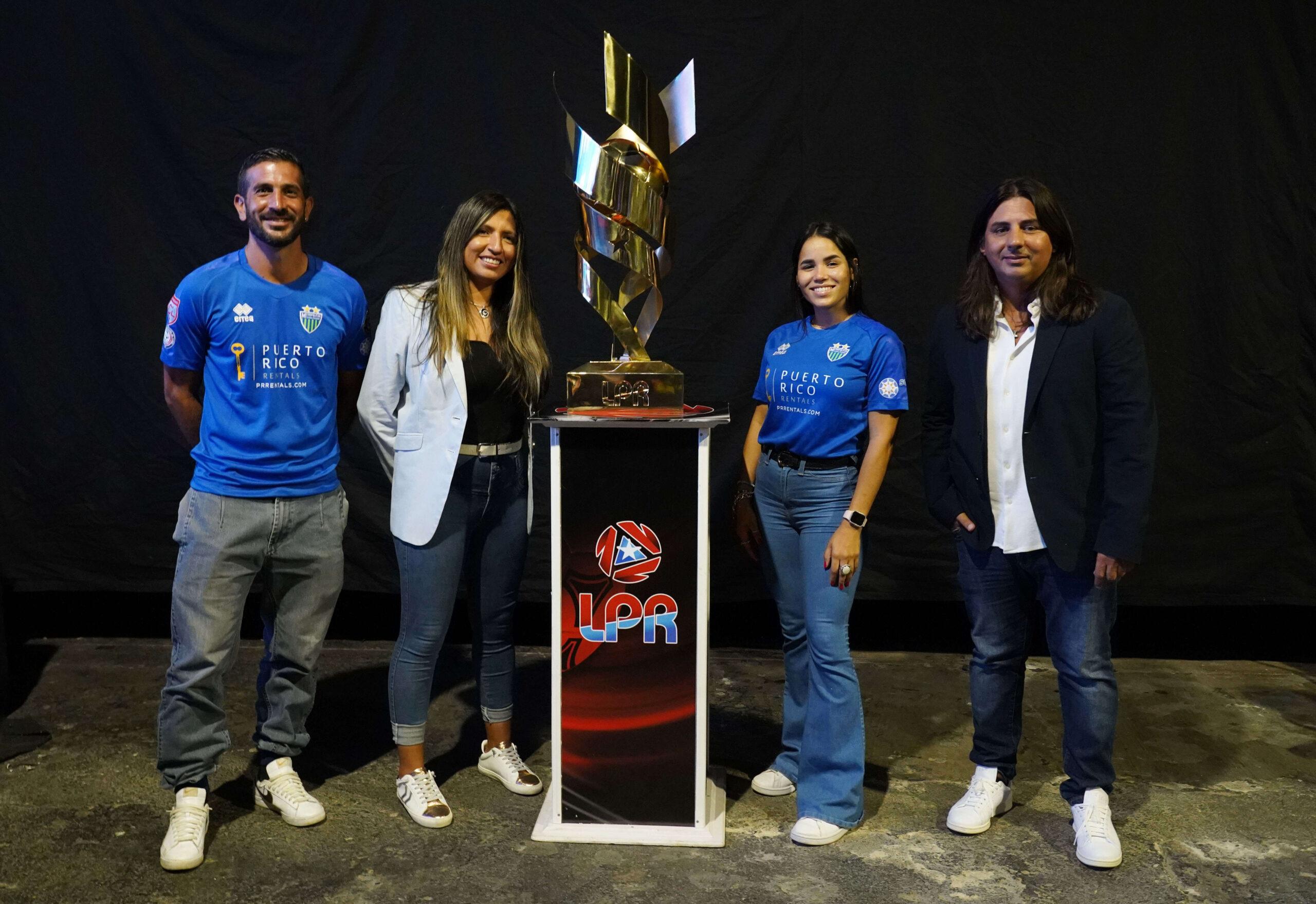 Arranca Mañana la Liga Puerto Rico en el Loubriel