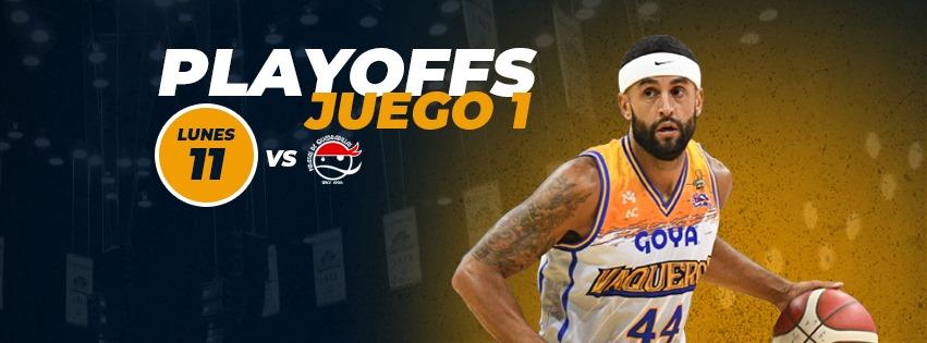 Playoffs Juego 1 - 11 de octubre de 2021