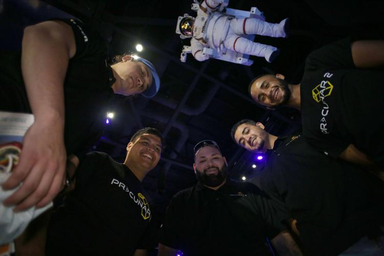 El Primer Satélite Boricua Hecho por Estudiantes de la Inter de Bayamón ya Orbita la Tierra